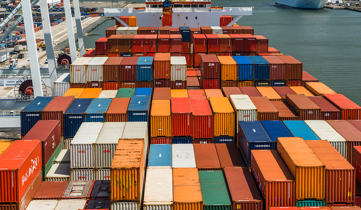 Containers OES
