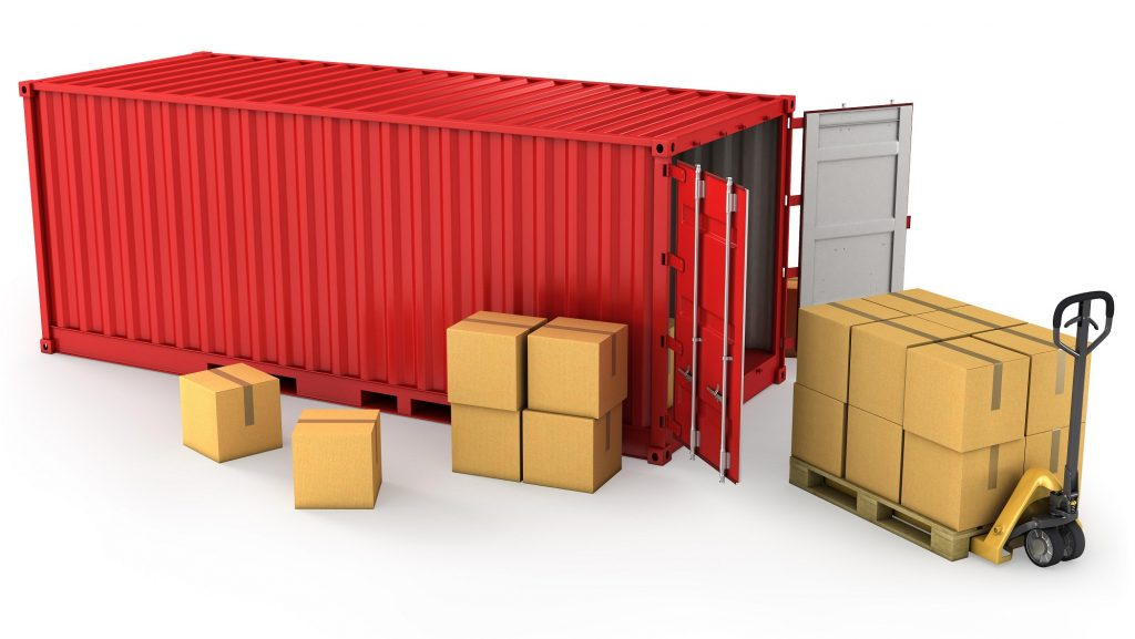 CONTAINER PART LOAD OES