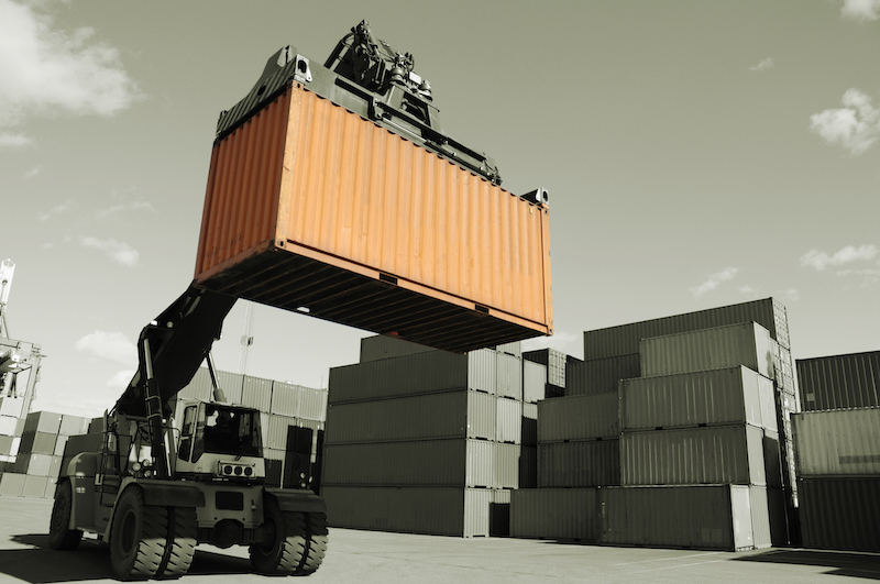 FULLL CONTAINERS OES